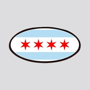 Flag of Chicago Patch