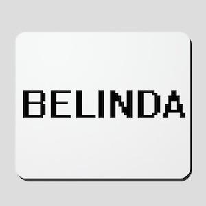 Belinda Digital Name Mousepad