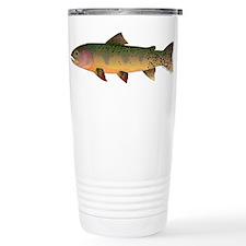 Cutthroat Trout stream Travel Mug