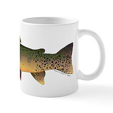 Cutthroat Trout stream Mugs