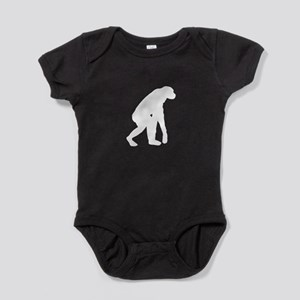 First Man Baby Bodysuit