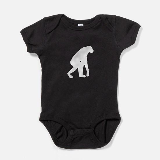 First Man Baby Bodysuit