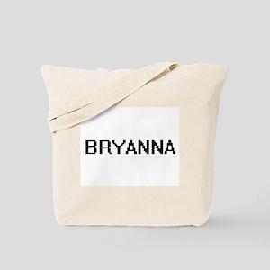 Bryanna Digital Name Tote Bag