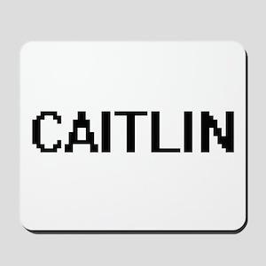 Caitlin Digital Name Mousepad