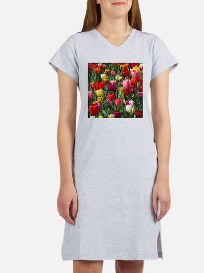 Tulip_2015_0207 Women's Nightshirt