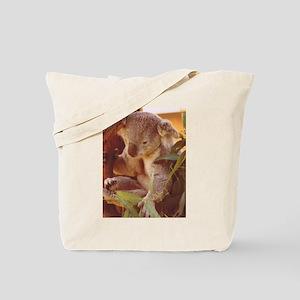 Koala Love Tote Bag