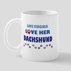 Virginia Mug