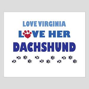 Virginia Small Poster
