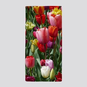 Tulip_2015_0207 Beach Towel