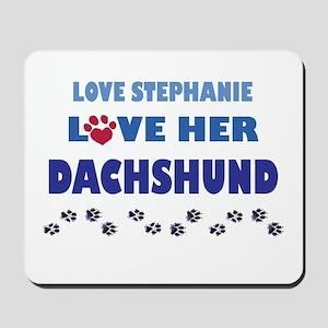 Stephanie Mousepad