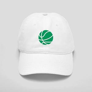 Basketball Green Cap