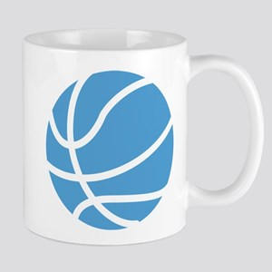 Basketball Carolina Blue Mug