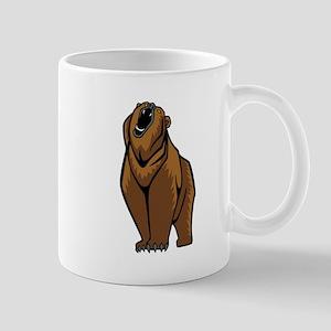 Bear Roaring Mugs
