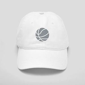 Basketball Grey Cap