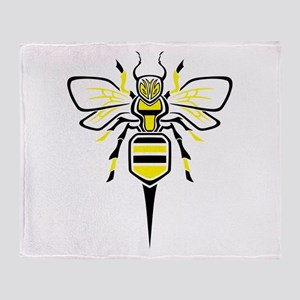 Bee Throw Blanket