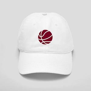 Basketball Garnet Cap