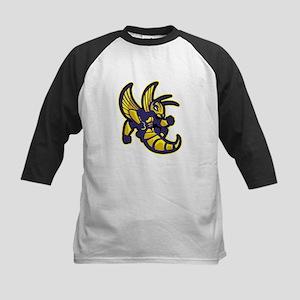 Yellowjacket Mascot Baseball Jersey