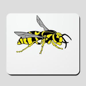 Wasp Mousepad
