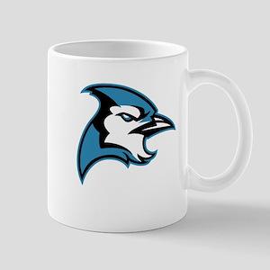 Bluejay Head Mugs