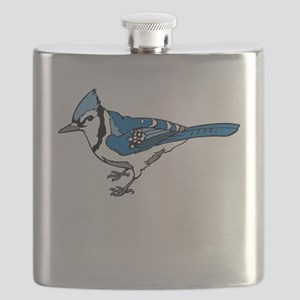 Bluejay Flask