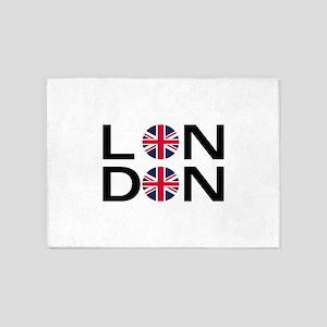 London 5'x7'Area Rug