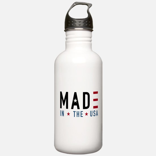 Made In USA Water Bottle