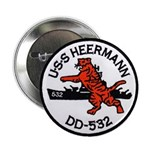 "USS HEERMANN 2.25"" Button"