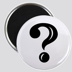 Question Mark Magnet