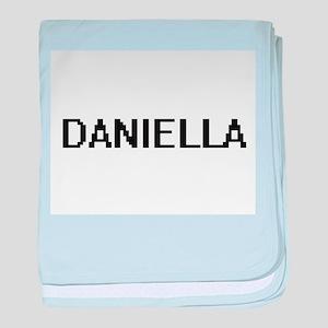 Daniella Digital Name baby blanket