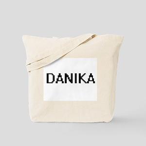 Danika Digital Name Tote Bag
