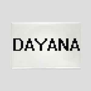 Dayana Digital Name Magnets