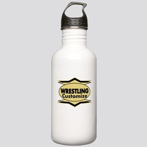 Wrestling Star stylize Stainless Water Bottle 1.0L