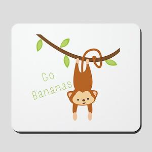 Go Bananas Mousepad