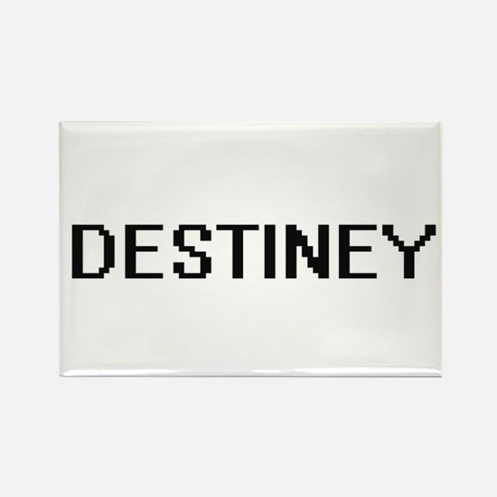 Destiney Digital Name Magnets