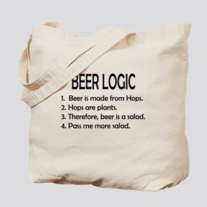BEER LOGIC Tote Bag