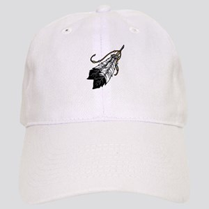 Native American Feathers Baseball Cap
