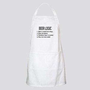 BEER LOGIC Apron