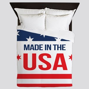 Made In USA Queen Duvet