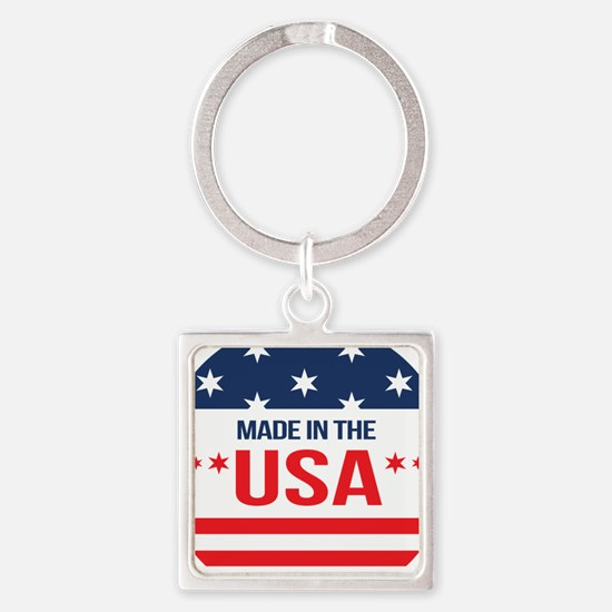 Made In USA Keychains