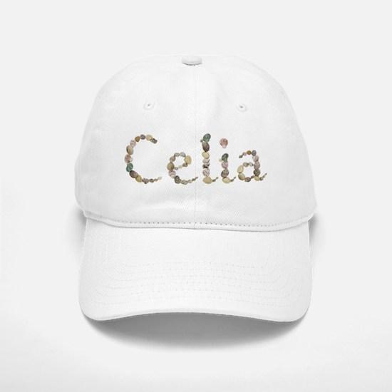 Celia Seashells Baseball Baseball Baseball Cap