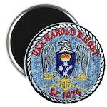 USS HAROLD E. HOLT Magnet