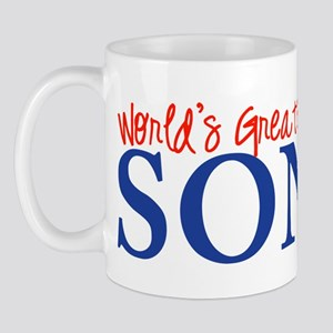 World's Greatest Son II Mug
