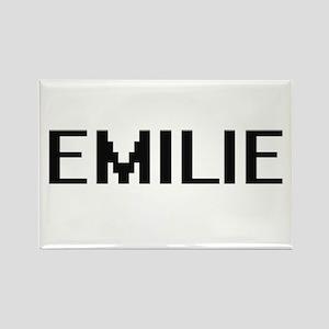 Emilie Digital Name Magnets