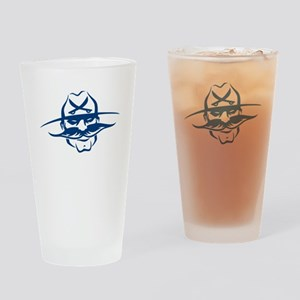 Musketeer Drinking Glass