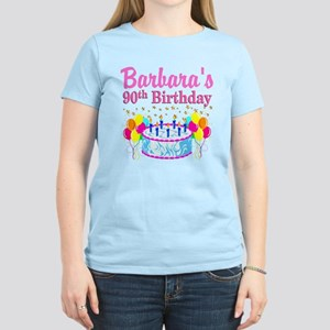 90 AND FABULOUS Women's Light T-Shirt