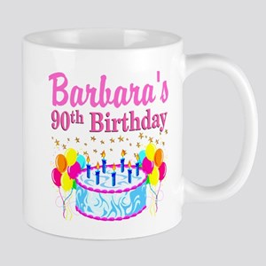 90 AND FABULOUS Mug