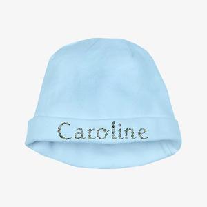 Caroline Seashells baby hat