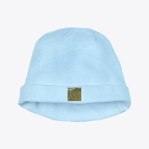 Cara Beach Love baby hat