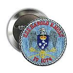 """USS HAROLD E. HOLT 2.25"""" Button"""