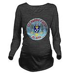 USS HAROLD E. HOLT Long Sleeve Maternity T-Shirt